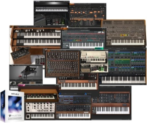 Arturia V collection pack