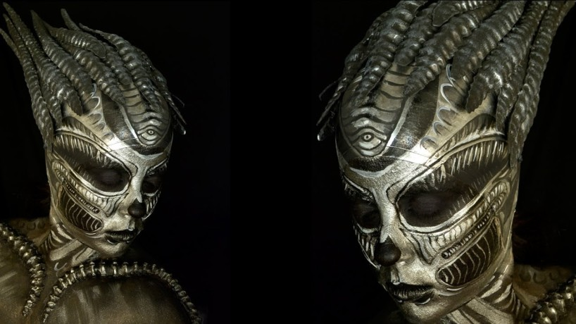 H.R. Giger picture 4