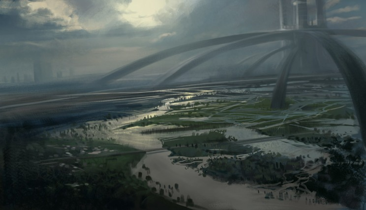 Metal river - Mateusz Ozminski