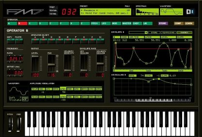 Native Instruments FM7