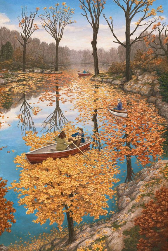 Rob Gonsalves picture 1