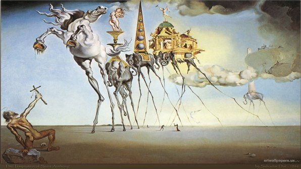 Salvador Dalí picture 1