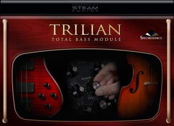 Spectrasonics Trillian Bass modules