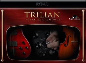 Spectrasonics Trillian Bass modules
