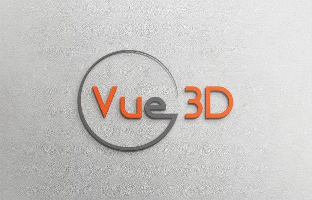 Vue 3D