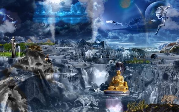 Nagarjuna's Nagas kingdom - 11 b
