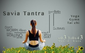 Savia Tantra billboard