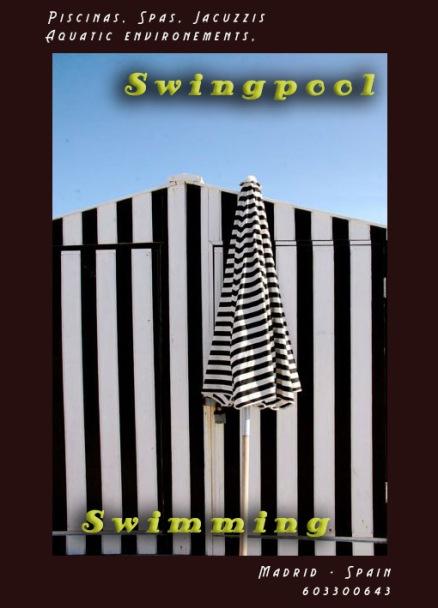 Swingpool - Corporate identity