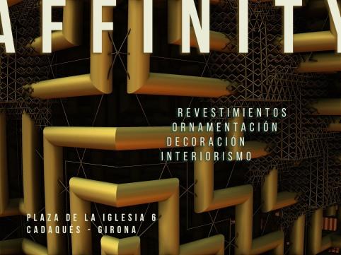 Diseño de identidad corporativa para Affinity