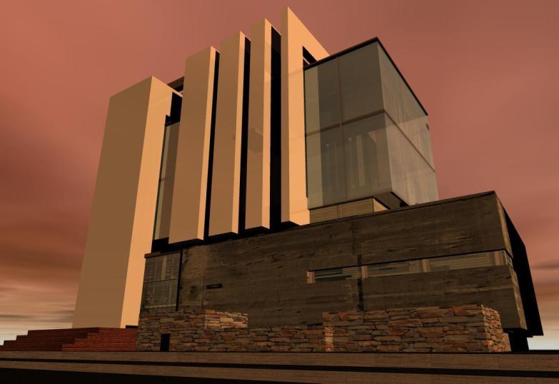 Creato architects emulation project 0
