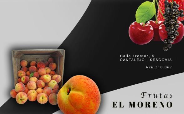Frutas El moreno - Billboards & banners