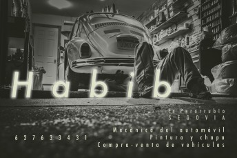 Talleres Habib - Billboards & banners