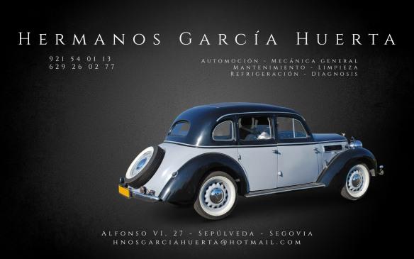 Hnos. García Huerta - Billboards & banners