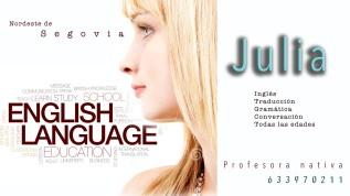 Julia - Business cards & billboards