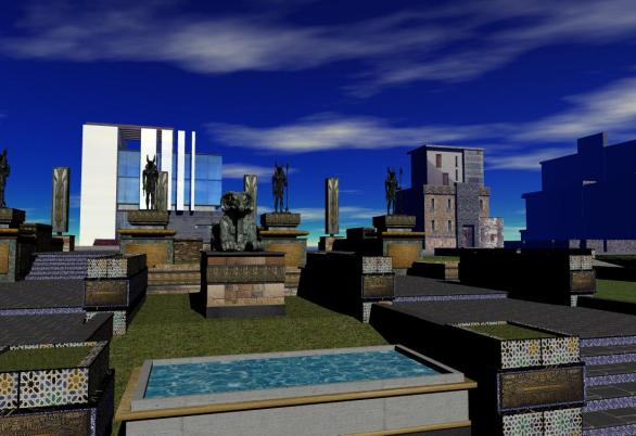 'Isle of Anubis' resorts - 3