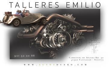 Talleres Emilio - Billboards & banners